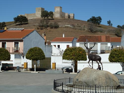 Plaza - El Real de la Jara